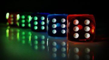 Juego de Dados en el Casino